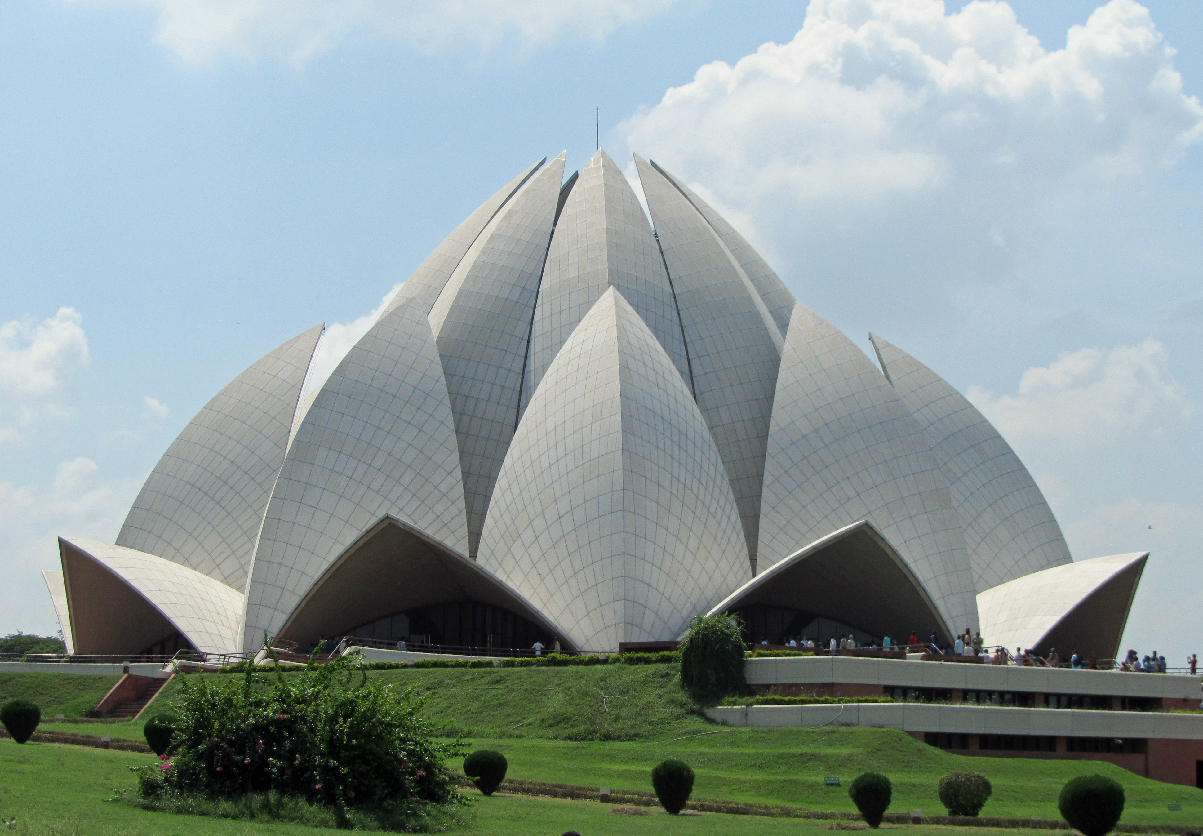 301 moved permanently for The lotus temple